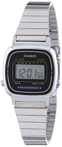 Casio Collection Damen-Armbanduhr LA670WEA 1EF
