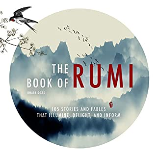 The Book of Rumi audiobook cover art
