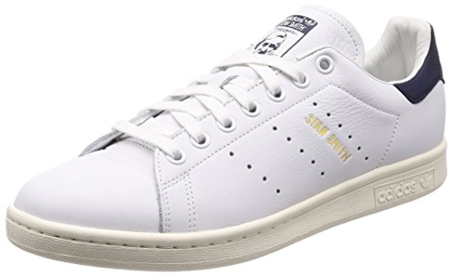 adidas Stan Smith, Scarpe da Fitness Uomo, Bianco Ftwbla/Tinnob 000, 43 1/3 EU