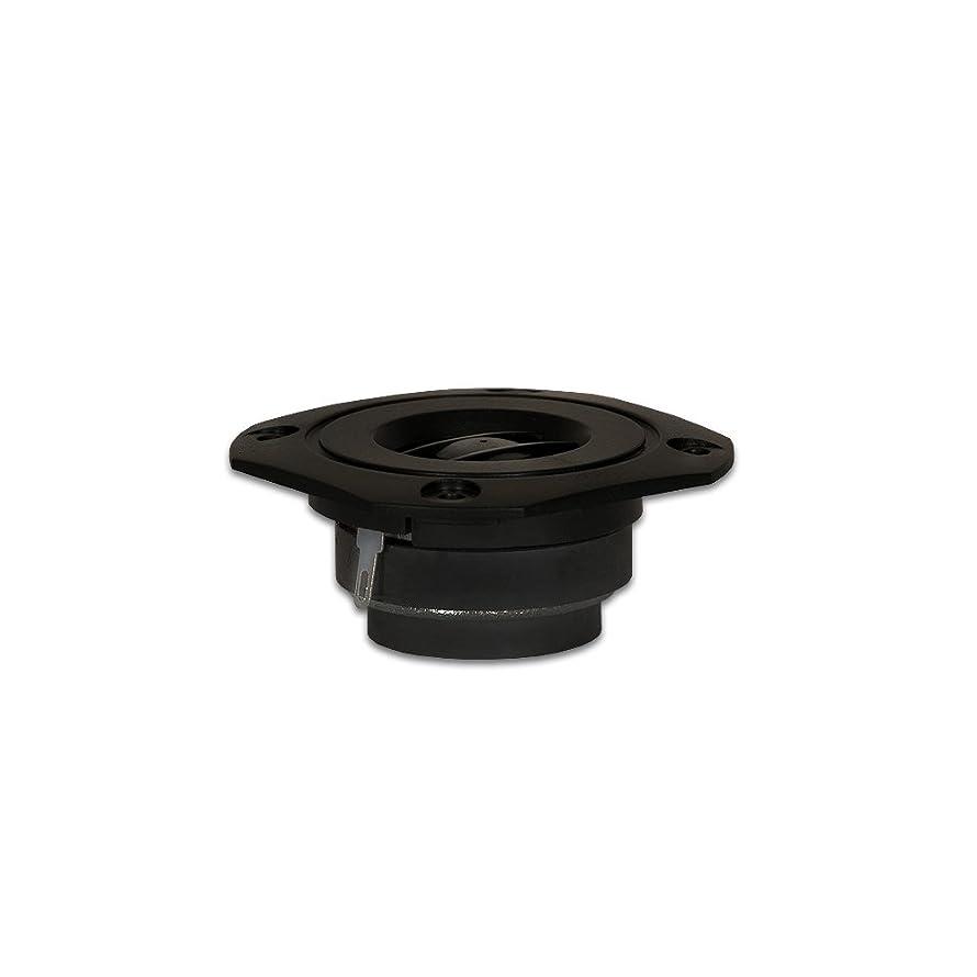 Goldwood Sound 50 Watts 8ohm Shielded Mylar Dome Speaker Tweeter Black (GT-302/S)