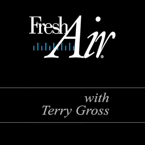 Fresh Air, Paul Goldberger audiobook cover art