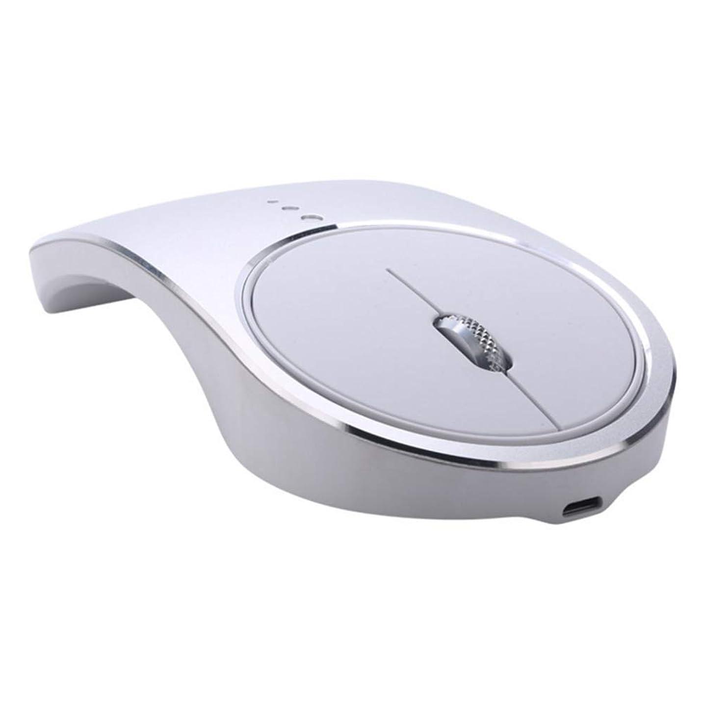 インスタンス強大な才能YQMS1100 USB4つのボタン、ラップトップとPCのための3つの調整可能なDPIレベルによるYQJK - 110充電式ラップトップ無線ゲームマウス光学式マウス