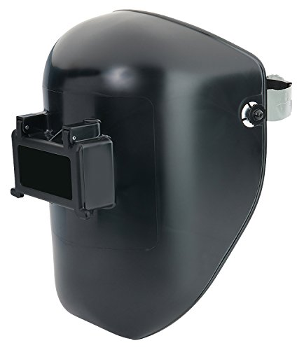Fibre-Metal by Honeywell 906BK 10 Piece Lift Front Helmet