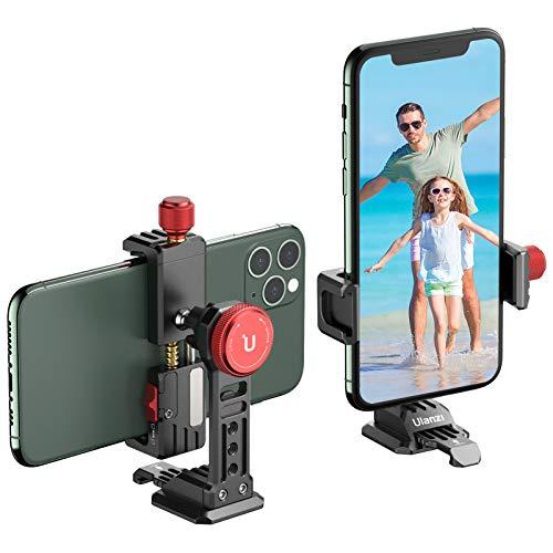 ST-14 Universal Smartphone Stativ Adapter Drehbar 360°Handy Halterung mit 1/4