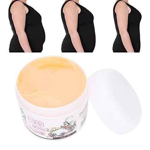 Straffende Creme, Körpermassagecreme, ideal für Beine und Hüften, reduzierendes Creme Körperfett Massagegel zum Abnehmen für Männer, Frauen, schnelle Absorption und Anti Cellulite 300g