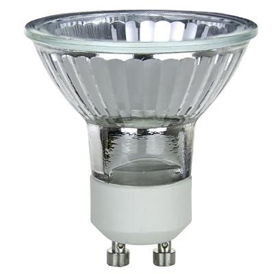 Sunlite 66010-SU 20MR16/GU10/FL/120V 20-watt Halogen MR16 GU10 Based Mini Reflector Bulb