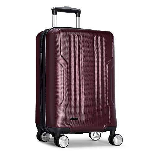 eBags Monument 22 Inches Carry-On Spinner (Merlot)