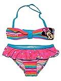 Disney Minnie Mouse Bikini de natación para niñas EP1803