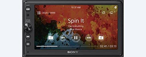 Sony XAV-AX100 AV