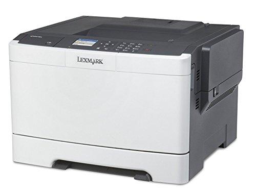 Lexmark CS417dn Color 2400 x 600DPI A4 - Impresora láser (2400 x 600 dpi, 75000 páginas por Mes, PCL 5c,PCL 6,PDF 1.7,PPDS,Postscript 3,XPS, Laser, 800-6000 páginas por Mes, 3500 páginas)