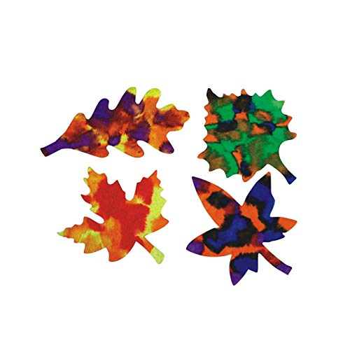 Roylco 96133 Color Diffusing Leaves (Pack of 200)