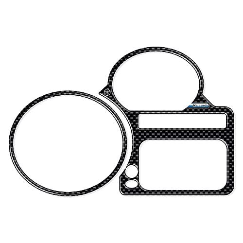 adesivo 3D CARBON LOOK cruscotto compatibile per MOTO BMW R1200 GS e ADVENTURE