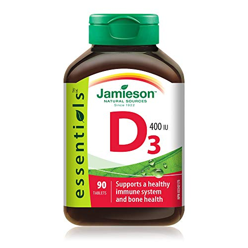 Jamieson Vitamina D 400-90 Cpr