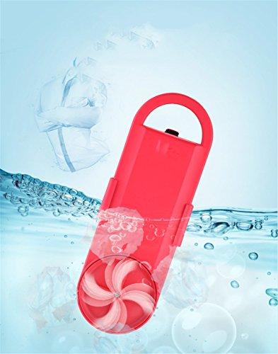 Portátil Lavadora para Solteros O Estudiantes • Capacidad De 2.5 Kg • Potencia De Lavado De 150 W,220V