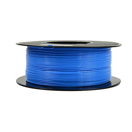 3D Printer 1.75mm Filament PLA 3D Printing PLA Filament 1kg Spool Printing Material For 3D Printer And 3D Pen Blue PLA