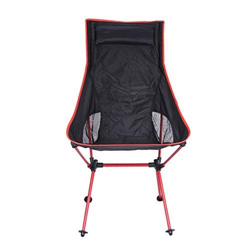 YAOBAO Ultralight Klapp Camping Stuhl, Portable Compact Für Outdoor Camp, Reisen, Strand, Picknick, Festival, Wandern, Leichte Backpacking