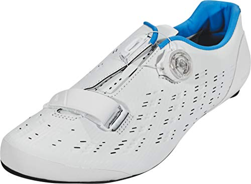 SHIMANO SHIMANO SH-RP9 Fahrradschuhe Weit White Schuhgröße EU 46-Wide 2019 Rad-Schuhe Radsport-Schuhe