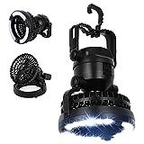 BTY Camping Light Fan,...