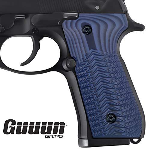 Guuun Beretta 92 Grips G10 Full Size Beretta 92fs 96 Grips S