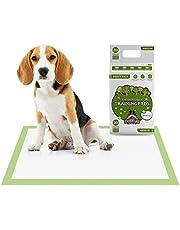 Pogi's Training Pads - Toallitas de Entrenamiento para Perros (20 Unidades) (45x60cm) — Medianas, Súper Absorbentes, Almohadillas de Entrenamiento Ecológicas para Cachorros y Perros Pequeños