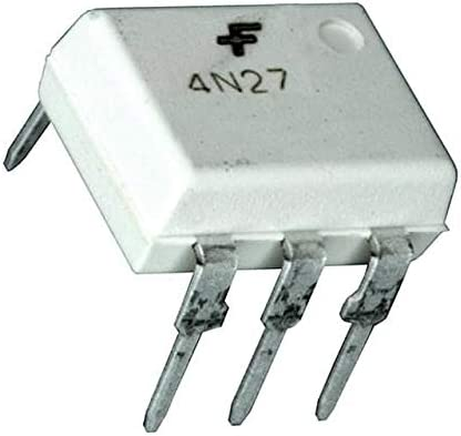 Max 71% Regular store OFF 4N27M ON Semiconductor Isolators of 100 Pack