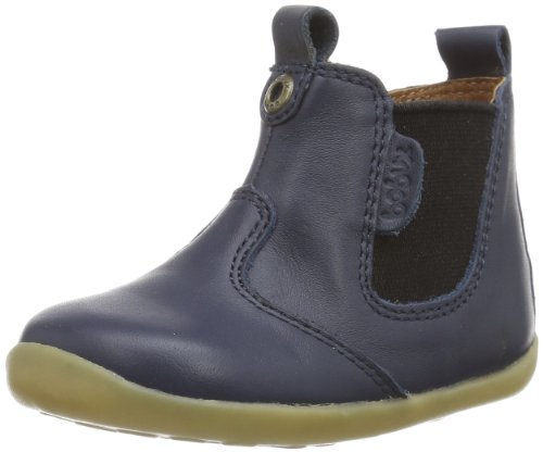 Bobux 460697, Chaussures Premiers Pas Mixte Enfant - Bleu - Bleu Marine, 19 EU (3 Kinder UK) EU