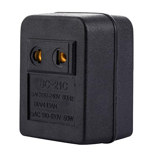New 50W US AC Power 220V to 110V Voltage for Travel Converter Adapter L3EF