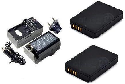 SAVEONs Battery and Charger Kit for Panasonic DMW-BCG10, DMW-BCG10E, DMW-BCG10PP and Lumix DMC-3D1, DMC-TZ6, DMC-TZ7, DMC-TZ8, DMC-TZ10, DMC-TZ18, DMC-TZ19, DMC-TZ20, DMC-TZ25, DMC-TZ30, DMC-ZR1, DMC-ZR3, DMC-ZS1, DMC-ZS3, DMC-ZS5, DMC-ZS6, DMC-ZS7, DMC-ZS8, DMC-ZS9, DMC-ZS10, DMC-ZS15, DMC-ZS19, DMC-ZS20, DMC-ZX1, DMC-ZX3