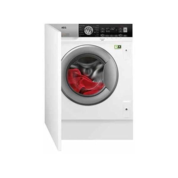 AEG L7WEE741BI lavadora Carga frontal Integrado Blanco A – Lavadora-secadora (Carga frontal, Integrado, Blanco…