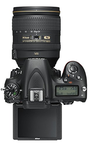 Nikon D750 + AF-S 24-120 VR - Cámara Digital 16