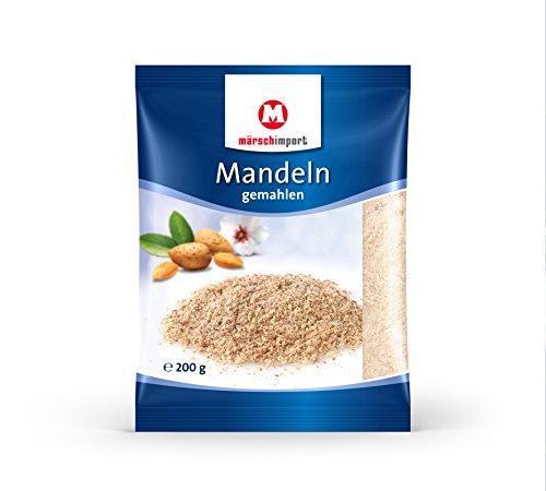 Märsch Mandeln gemahlen 3er Pack (3 x 200g)