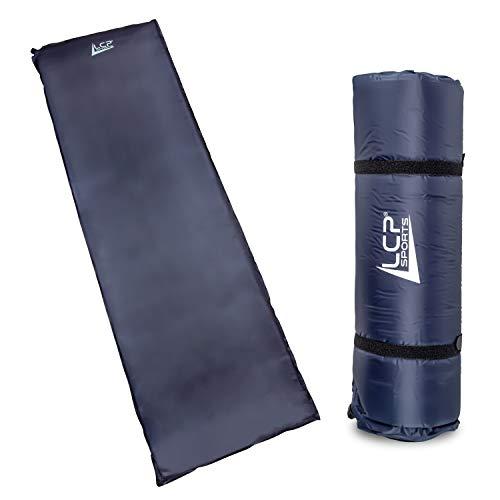LCP - Die Isomatten Revolution, Deine Luftmatratze selbstaufblasend für jeden Tag, Indoor & Outdoor in 3 extra komfortablen Stärken als Camping & Strand-Matte, 200x66x3 cm