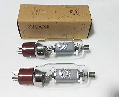 2pcs PSVANE 572B Vacuum tube for Amplifier Tested by Factory Brand New