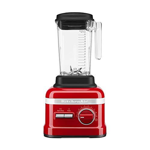 Kitchenaid KSB6061 EER - Batidora de vaso, color rojo