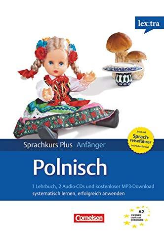 Lextra - Polnisch - Sprachkurs Plus: Anfänger - A1/A2: Selbstlernbuch mit CDs (Neubearbeitung) - Mit Audios online und Pocket-Sprachreiseführer