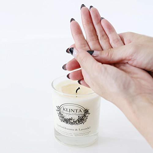 キャンドルとしても楽しめるのですが、実は溶けたロウがマッサージオイルに変化するという、ユニークなキャンドル。香り豊かな温かなオイルに、心身ともに癒やされそう。
