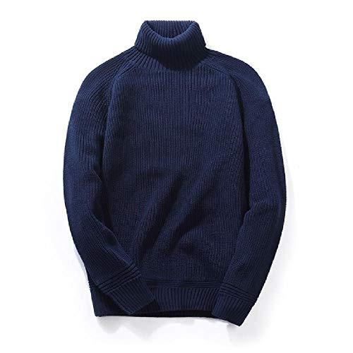 LILIZHAN Katoenen Truien Mannen Truien Lange Mouw Outwear Heren O-Hals Trui Casual Pullover Man Katoen Jas