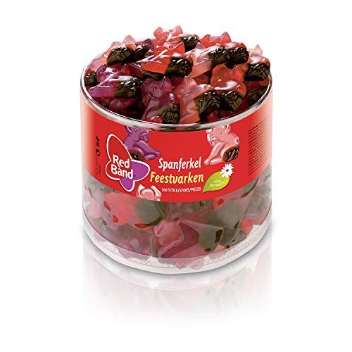 Red Band Spanferkel 1,2 kg Dose | Fruchtgummi