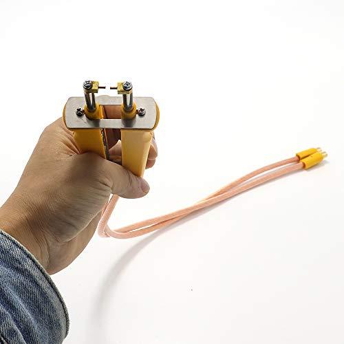 Wenhu Pluma Especial de Soldadura a Tope para batería recubierta de polímero de Litio HB-71B Pluma Especial de Soldadura por Puntos para Al-Ni Compuesto de
