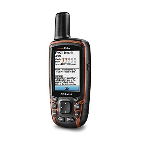"""Garmin 010–01199Receptor Gps Y Glonass De Alta Sensibilidad, Con Ant+Bluetooth, 2.6"""", Negro, Rojo"""