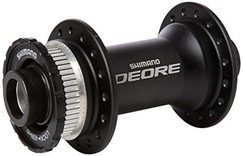 Shimano XT M8000, Guarnitura 1X11 Velocità Senza Corona, Nero