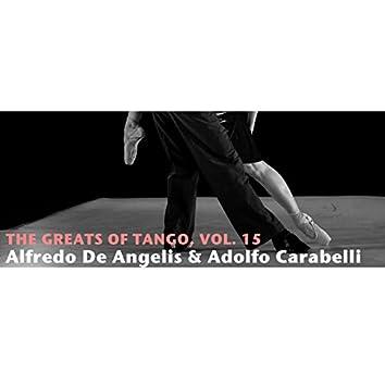 The Greats Of Tango, Vol. 15