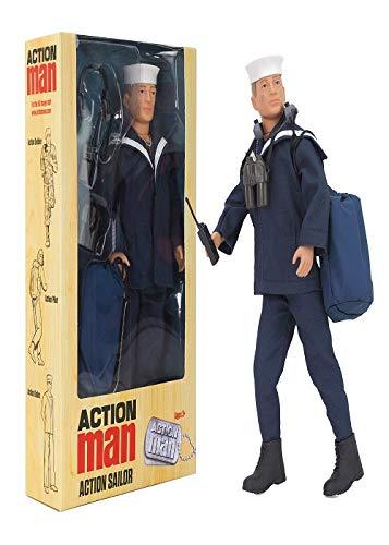Action Man ACR01200 Sailor Deluxe Figura