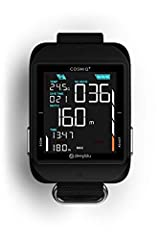 What's Included: COSMIQ+ Base Unit, NATO Wrist Strap (2pcs), Dry Suit Bungee Cord, Charging Cable, Anti-Glare Screen Protector (2pcs), Quick Start Guide, Carrying Case The latest COSMIQ+ Gen 5 model has been upgraded with additional memory to accommo...