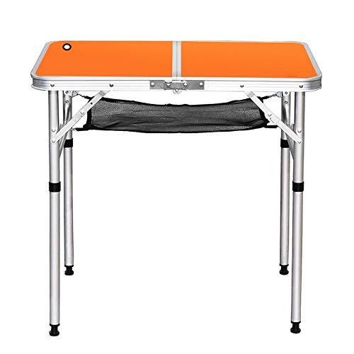 Watermelon Mesa de camping plegable ajustable Picnic escritorio mesa de camping para picnic al aire libre campamento playa barco