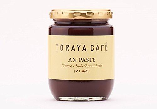 とらや 虎屋 TORAYA CAFE あんペースト [こしあん] レギュラー 1個