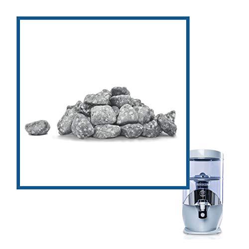 Nikken 13846 Wasserfall 1 Mineralsteine – Ersatz für Schwerkraft-Wasserfilter-Reinigungssystem 1384 – PiMag Wassersystem-Komponenten – hilft Säure und reduziert ästhetisches Chlor