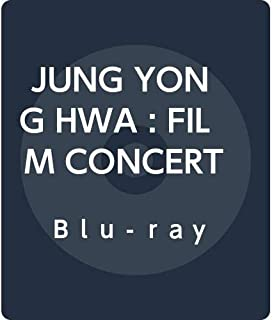 "JUNG YONG HWA : FILM CONCERT 2015-2018 ""Feel the Voice""(BD) [Blu-ray]"