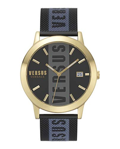 Versus Barbes - Reloj solo tiempo para hombre, moderno, cód. VSPLN1019