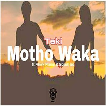 Motho Waka (feat. Raw Flame & Sdee Let)